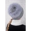 Зимняя шапка Веночек