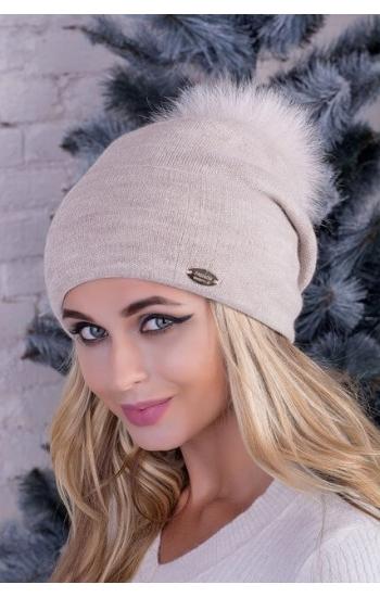 """Женская шапка """"Алиса"""""""