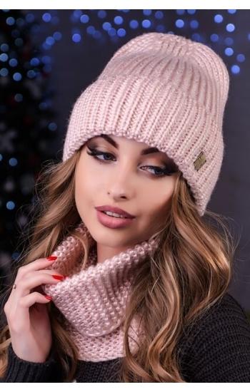 """Женская шапка """"Ника"""""""