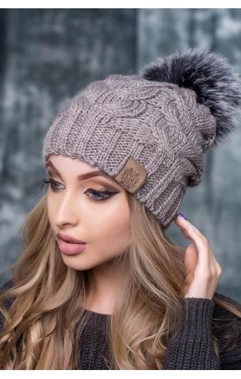 """Женская шапка """"Алегро"""""""