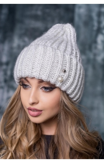 """Женская шапка """"Босния"""""""