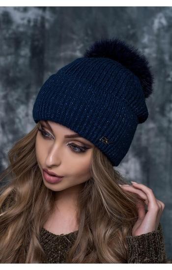 """Женская шапка """"Ганза"""""""