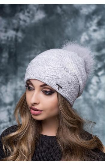 """Женская шапка """"Виола"""""""