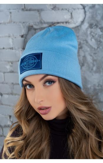 """Женская шапка """"Бруклин"""""""