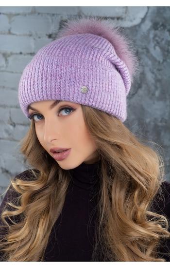 """Женская шапка """"Лима"""""""