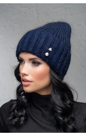 """Женская шапка """"Персия"""" (kid mohair)"""