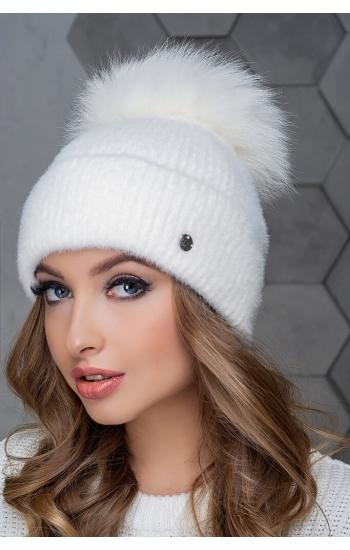 """Женская шапка """"Родос"""""""
