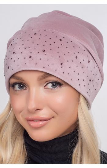 """Женская шапка """"Сюрприз"""""""