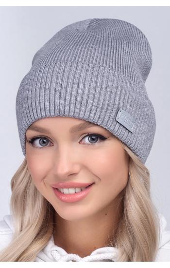 """Женская шапка """"Анти"""""""