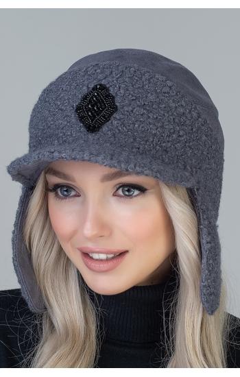 "Женская шапка  ""Нори"""