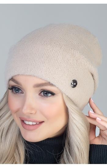 """Женская шапка """"Азалия"""""""