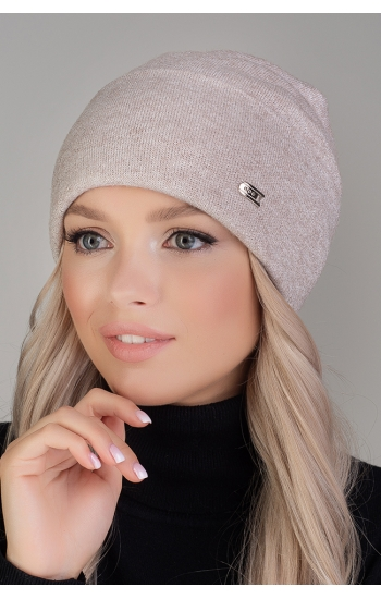 """Женская шапка """"Ева"""""""