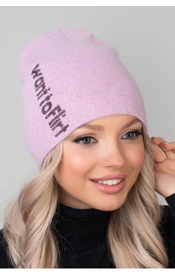 """Женская шапка """"Флирт"""""""
