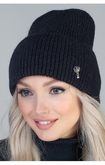 "Женская шапка ""Глория"" (mohair)"