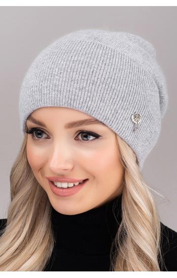 "Женская шапка ""Киви"""