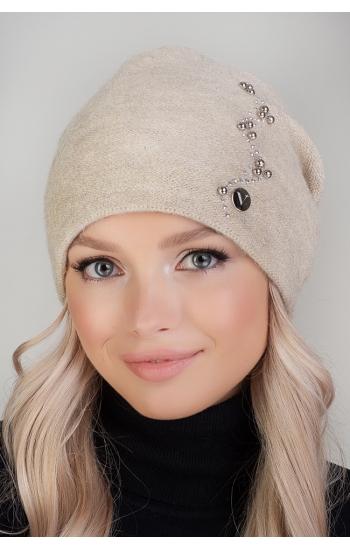 """Женская шапка """"Нона"""""""