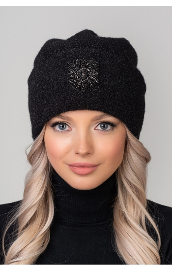 "Женская шапка  ""Юна"""